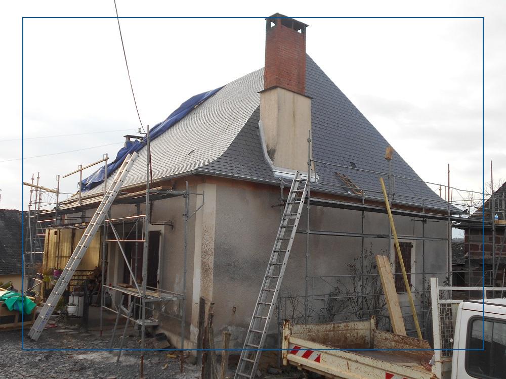 Travaux de toiture à Brive-la-Gaillarde